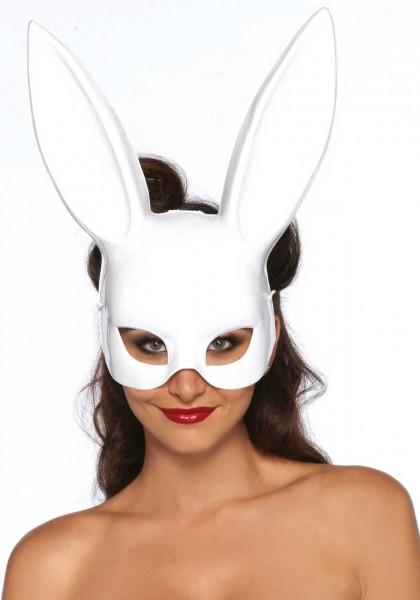 Hasenmaske White Bunny Leg Avenue 0196